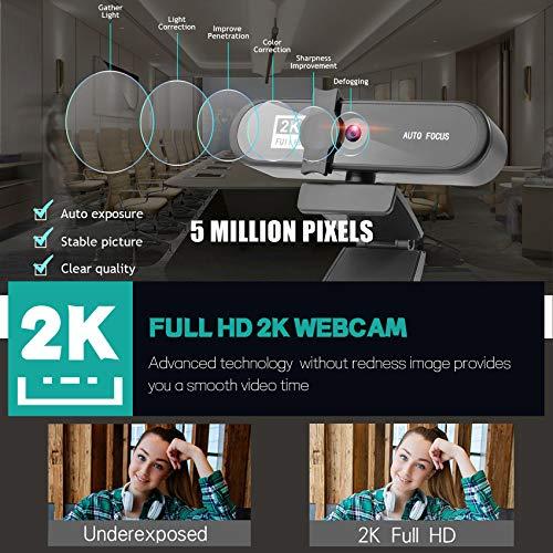 Aode 2k Webcam - Full HD 2K