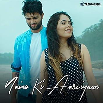 Naino Ki Aarziyaan (feat. Vijay Devarakonda, Malobika Mj)