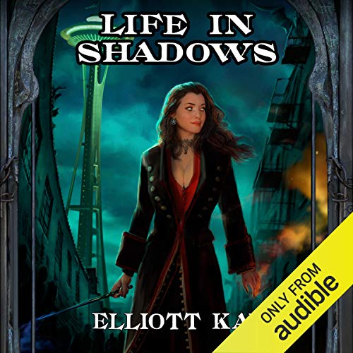 Life in Shadows audiobook cover art