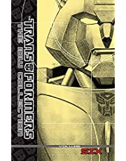 Transformers: The IDW Collection Volume 6