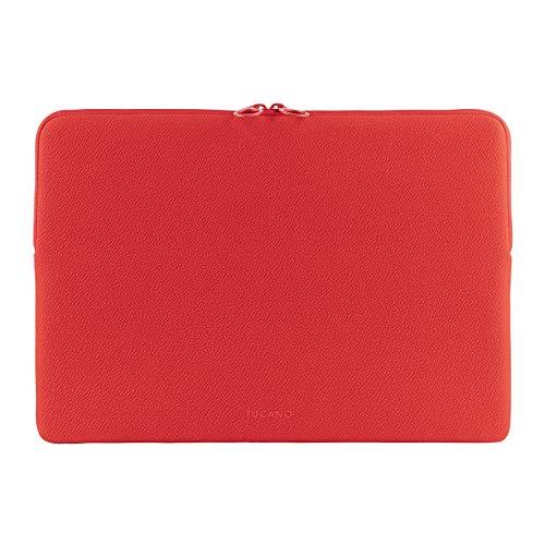 "Tucano - Crespo sleeve custodia per Laptop 12""/MacBook Air o Pro 13""/ChromeBook 11.6"" in neoprene, Anti Slip System contro le cadute accidentali"