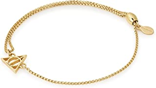 Alex and Ani Women's Harry Potter Deathly Hallows Pull Chain Bracelet