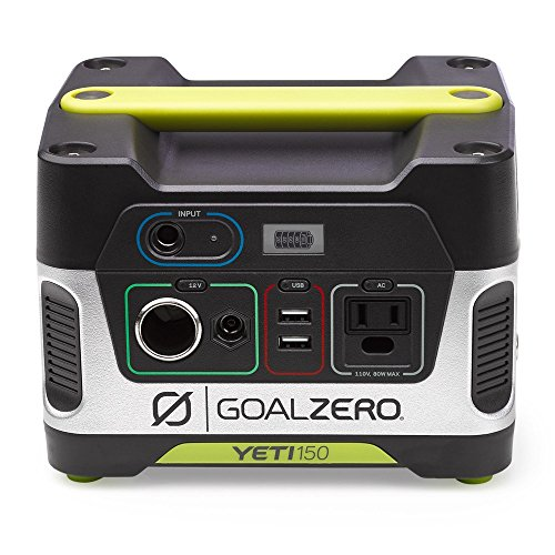300W//388.8Wh Emergency Power Anker Portable Power Station Powerhouse 400 110V AC Outlet//60W USB-C Power Delivery Portable Generator for Camping and More
