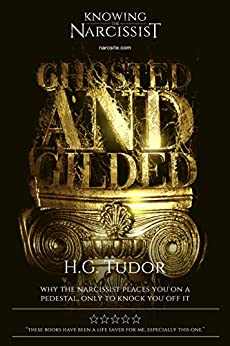 Ghosted and Gilded by [H G Tudor]