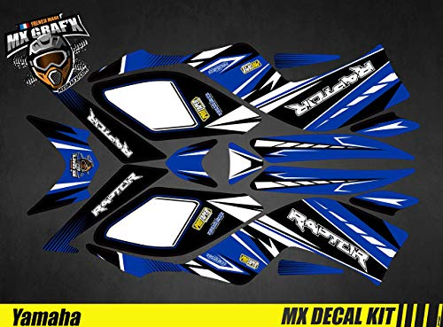 Kit Déco Quad para/ATV Calcomanías Kit para Yamaha Raptor