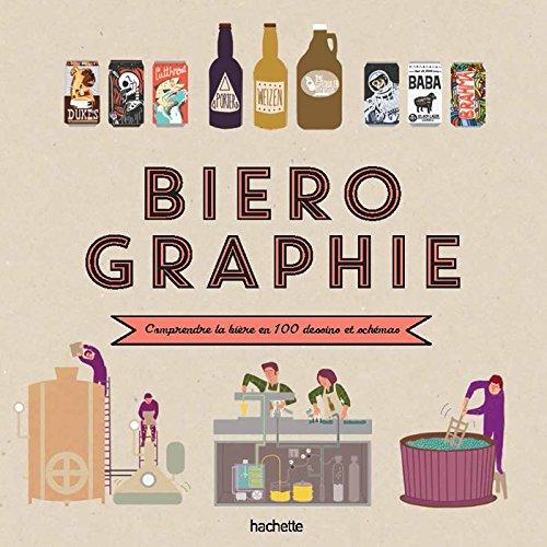 Biérographie: Comprendre tout lunivers de la bière en un clin d il