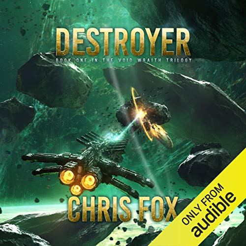 Destroyer Audiobook By Chris Fox cover art