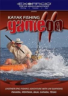 Kayak Fishing Game on: Another Epic Fishing Adventure With Jim Sammons: Panama, Montana, Baja, Canada, Texas