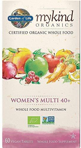 Garden of Life mykind Women's 40+, 60 Vegetarian Tablets