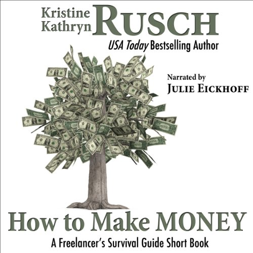 How to Make Money audiobook cover art