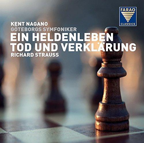 Ein Heldenleben (Op.40) - Tod und Verklärung (Op.24)