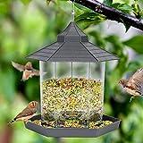 Inter Home MANGIATOIA per Uccelli da Appendere Tutti I Gazebo - INTERHOME