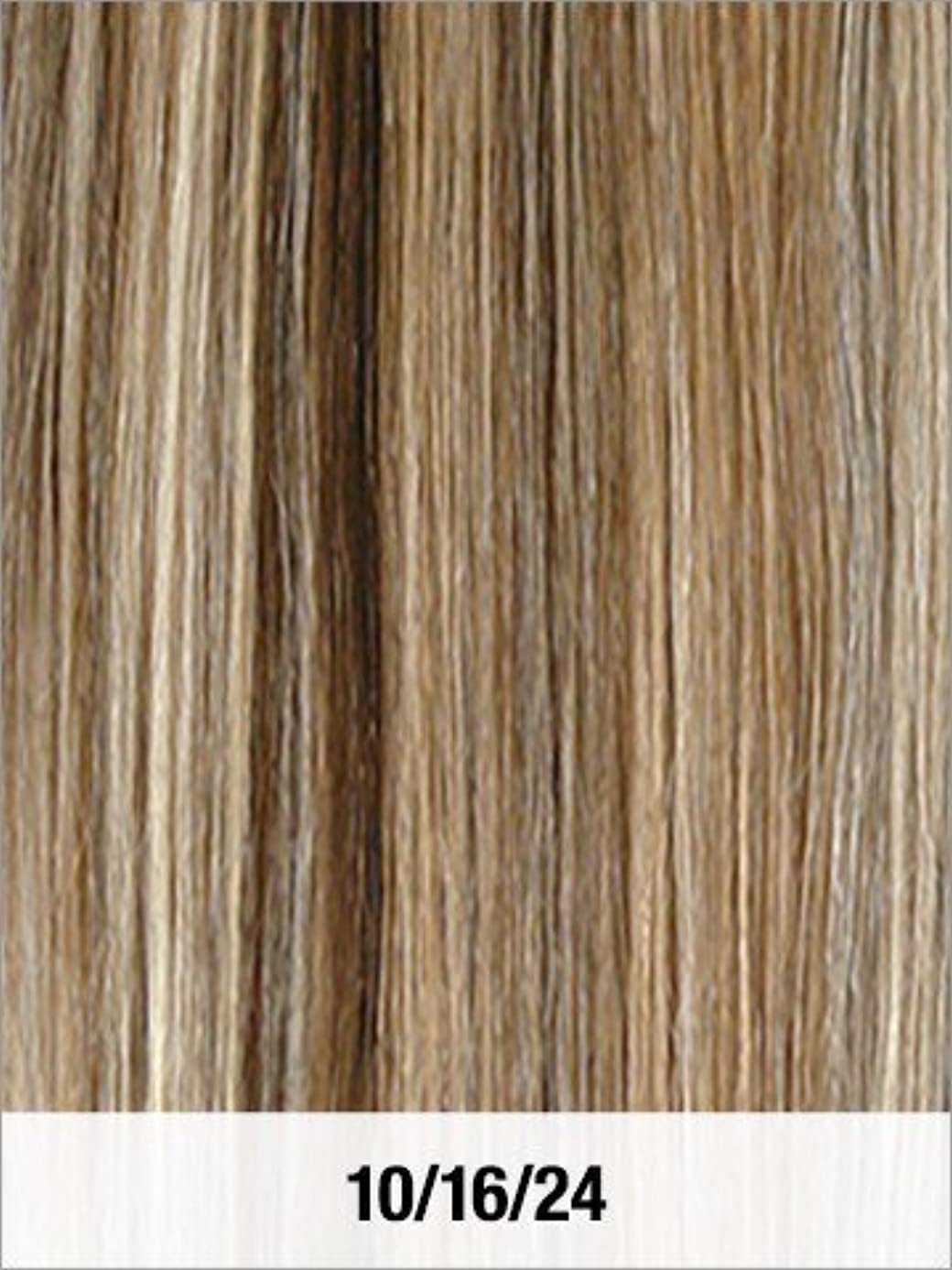 LORD & CLIFF SEVEN PIECE STRAIGHT REMY HAIR CLIP IN EXTENSION 20