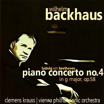 Beethoven: Piano Concerto No. 4 in G Major, Op. 58