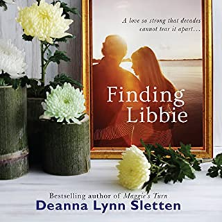 Finding Libbie                   By:                                                                                                                                 Deanna Lynn Sletten                               Narrated by:                                                                                                                                 Siiri Scott                      Length: 11 hrs and 38 mins     9 ratings     Overall 4.2
