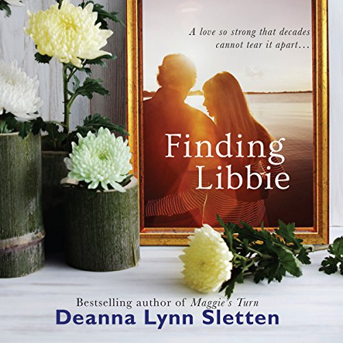 Finding Libbie audiobook cover art