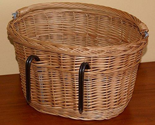 PP Panier de vélo de transport panier cage à anhangen Oval, KRE001 - oval