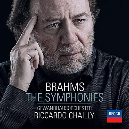Gewandhausorchester Leipzig, Riccardo Chailly & Johannes Brahms