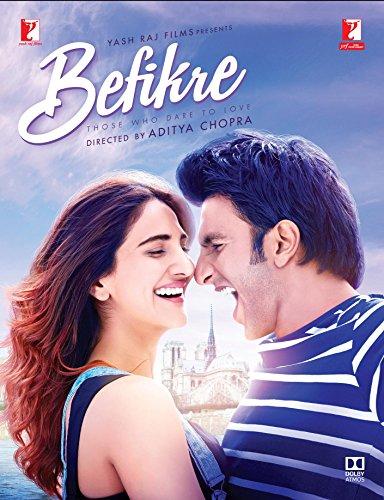 BEFIKRE BLU-RAY Film ~ Bollywood ~ Hindi mit englischem Untertitel ~ Ranvir Singh ~ Aditya Chopra ~ India ~ 2016