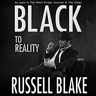 Black to Reality audiobook cover art