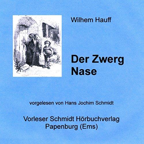 Der Zwerg Nase audiobook cover art