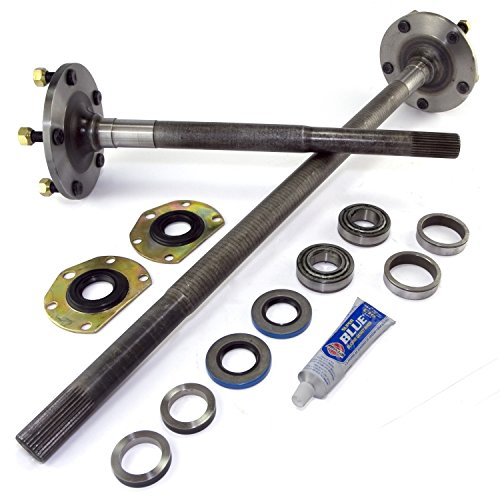 Omix-Ada 16530.22 One Piece Axle Conversion Kit