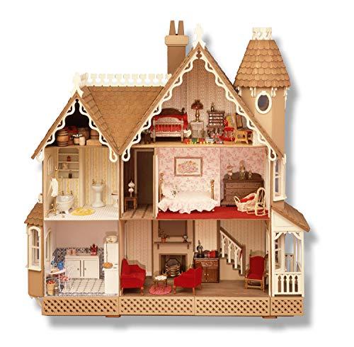 Greenleaf McKinley Dollhouse Kit - 1 Inch Scale