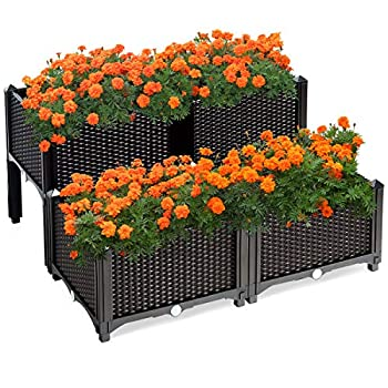 Best extra large planters Reviews