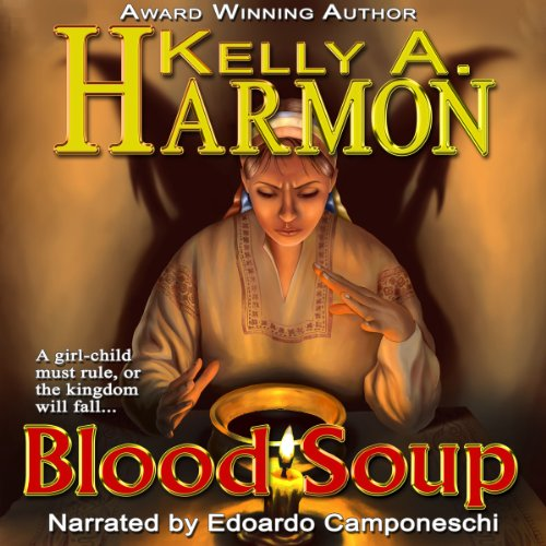 Blood Soup cover art