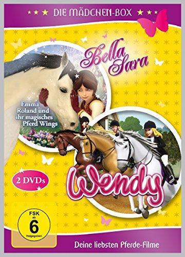 Die Mädchen-Box: Bella Sara / Wendy - Deine liebsten Pferde-Filme [2 DVDs]