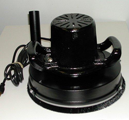 "Gem 11"" Electric Orbital Sander with Dust Shroud"