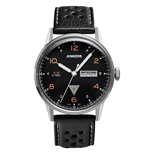 Junkers 6944-5 Junkers G38 Series Quartz Mens Watch
