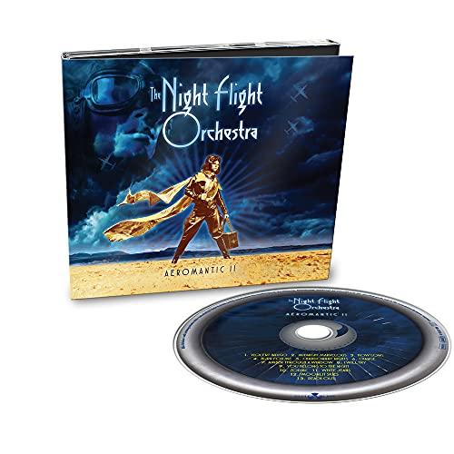 Night Flight Orchestra,the: Aeromantic II (CD Digipak) (Audio CD (Limited))