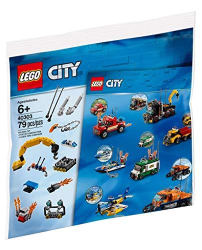 LEGO City Erweiterungsset Fahrzeuge 40303