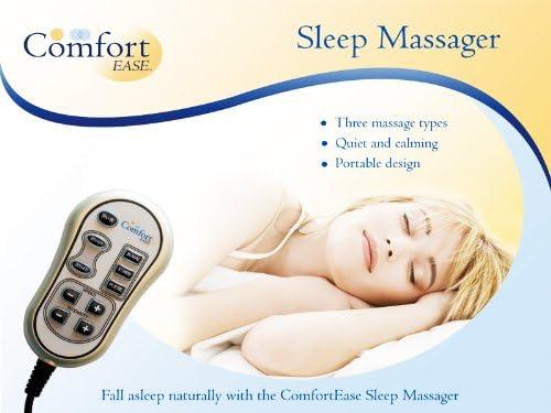 high quality Comfort Ease Sleep Massager sale online - Portable Design with 3 Massage Types outlet online sale