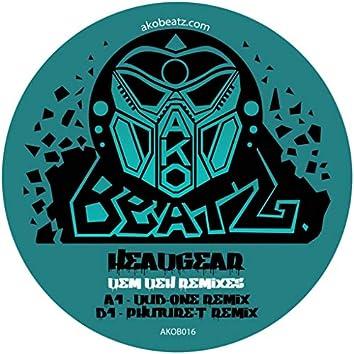 Dem Deh Remixes