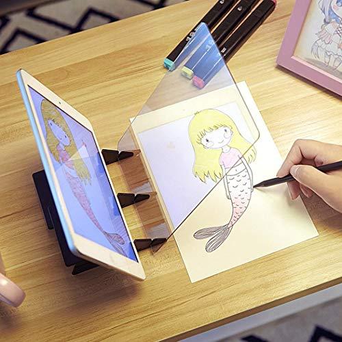 kemanner Copia Tavolo da Disegno Linyi Board Tavolo da Disegno Ottico Disegno