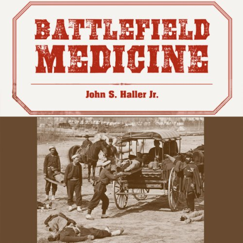 Battlefield Medicine audiobook cover art