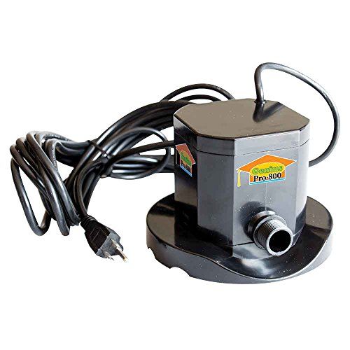 Blue Torrent AC 68489 Auto Cover Pump for Swimming Pools, 800 GPH