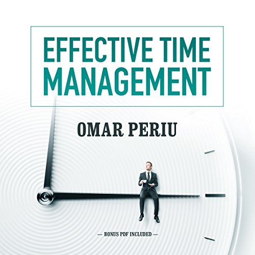 Effective Time Management cover art
