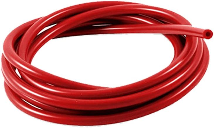 19mm ID Red 3 Metre Length Silicone Vacuum Hose AutoSiliconeHoses