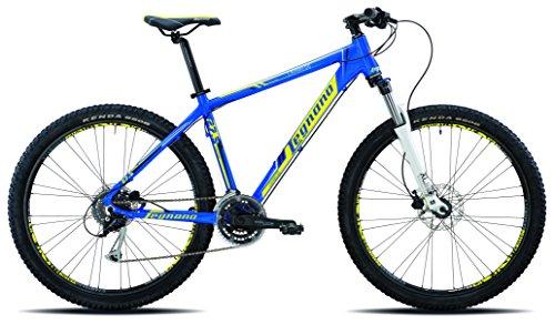 Legnano Ciclo 620 Lavaredo Hid Disk, Mountain Bike Unisex – Adulto, Blu, 38