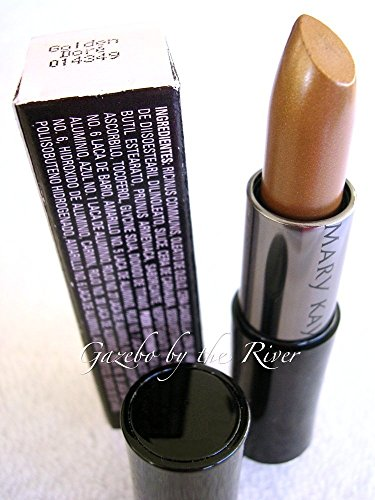 Mary Kay Creme Lipstick ~Golden
