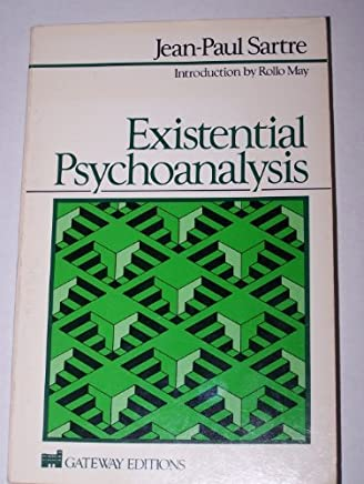 Existential Psychoanalysis by Jean-Paul Sartre (1962-01-25)