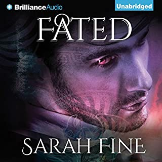 Fated     Servants of Fate, Book 3              By:                                                                                                                                 Sarah Fine                               Narrated by:                                                                                                                                 Emily Foster                      Length: 10 hrs and 18 mins     21 ratings     Overall 4.6