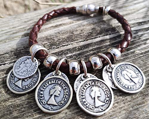 senda Armband Münzen