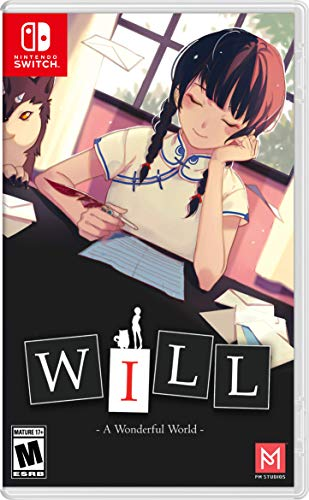 WILL: A Wonderful World (輸入版:北米) – Switch