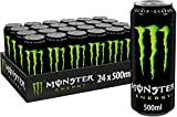 Monster Energy 50cl (Pack de 24x500ml)