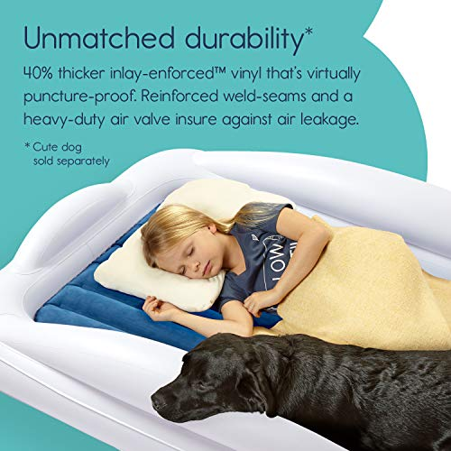 Hiccapop Inflatable Toddler Travel Bed