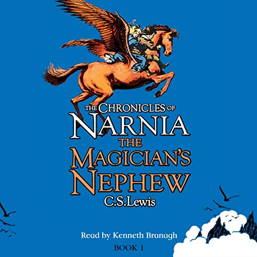 The Magician's Nephew cover art